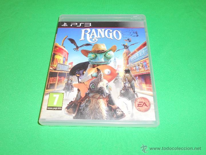Videojuegos y Consolas: RANGO - PS3 - EA - CON INSTRUCCIONES - BAD BILL - Foto 2 - 46043491
