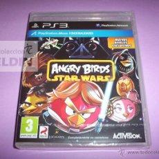 Videojuegos y Consolas: ANGRY BIRDS STAR WARS NUEVO Y PRECINTADO PAL ESPAÑA PLAYSTATION 3. Lote 46133111