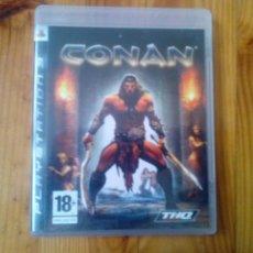 Videojuegos y Consolas: CONAN JUEGO PS3. Lote 46468735