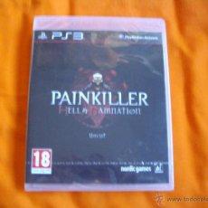 Videojuegos y Consolas: PAINKILLER HELL & DAMNATION -NUEVO PRECINTADO - EDICION ESPAÑA - PS3 PLAYSTATION 3. Lote 46795686