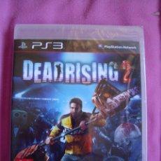 Videojuegos y Consolas: DEAD RISING 2 - PLAYSTATION 3 - PS3 - NUEVO PRECINTADO - EDICION ESPAÑA. Lote 46834242