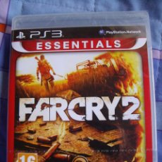 Videojuegos y Consolas: FAR CRY 2 - PS3 PLAYSTATION 3 - NUEVO, PRECINTADO - EDICION ESPAÑA. Lote 46873714