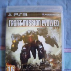 Videojuegos y Consolas: FRONT MISSION EVOLVED - PS3 - NUEVO PRECINTADO - EDICION ESPAÑA - PLAYSTATION 3. Lote 46922255
