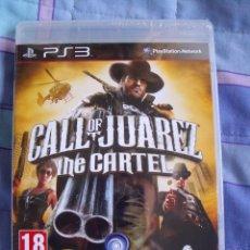 Videojuegos y Consolas: CALL OF JUAREZ THE CARTEL - PS3 - NUEVO PRECINTADO - EDICION ESPAÑA. Lote 46922834