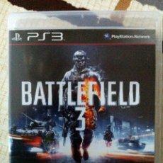 Videojuegos y Consolas: PS3. BATTLEFIELD 3. JUEGO EN ESTADO IMPECABLE. VERSIÓN INGLESA PERO CON JUEGO EN ESPAÑOL.. Lote 47079230