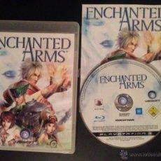 Videojuegos y Consolas: JUEGO PLAY 3 ENCHANTED ARMS. Lote 47196606