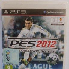 Videojuegos y Consolas: PRO EVOLUTION SOCCER 2011 PS3 . Lote 47412958