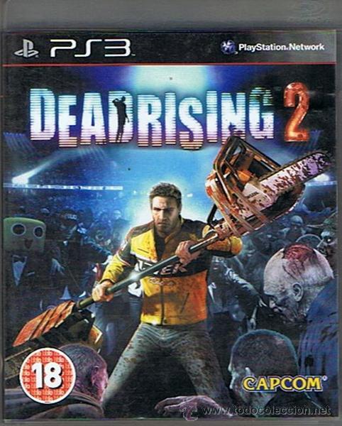VIDEOJUEGO PS3 DEADRISING 2 (Juguetes - Videojuegos y Consolas - Sony - PS3)