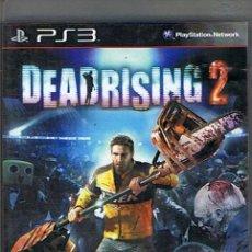 Videojuegos y Consolas: VIDEOJUEGO PS3 DEADRISING 2 . Lote 47423624