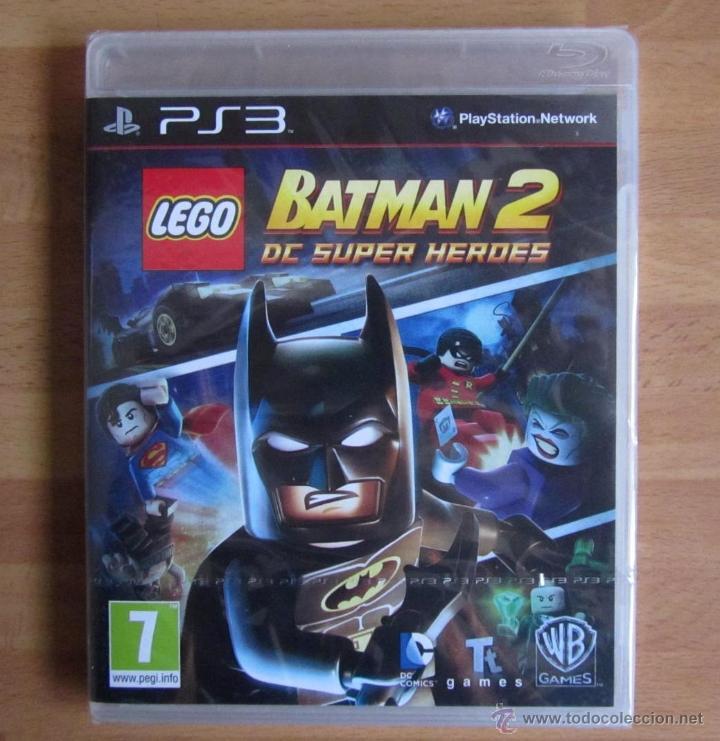 Juego Lego Batman 2 Playstation Precintado Comprar Videojuegos Y