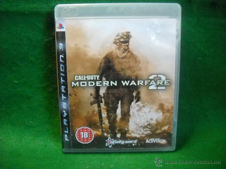 CALL OF DUTY 2 MODERN WARFARE DE PLAYSTATION 3 - PS3
