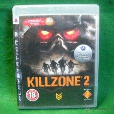 Videojuegos y Consolas: KILLZONE 2 DE PLAYSTATION 3 - PS3. Lote 48037995