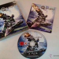 Videojuegos y Consolas: JUEGO VANQUISH PLAYSTATION 3. Lote 48108747