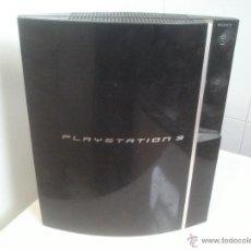 Videojuegos y Consolas: CONSOLA PS3 PLAY STATION 3 - NO FUNCIONA - LEER DESCRIPCIÓN - SÓLO RECOGIDA.. Lote 48467506
