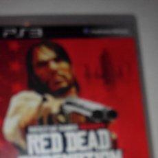Videojuegos y Consolas: RED DEAD REDEMPTION - PS3. Lote 48500629