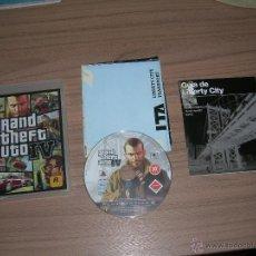 Videojuegos y Consolas: GTA IV GRAND THEFT AUTO IV COMPLETO PLAYSTATION 3 PAL ESPAÑA. Lote 48753282
