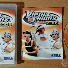 Videojuegos y Consolas: JUEGO PLAY 3 VIRTUA TENNIS 2009. Lote 49170921