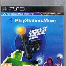Videojuegos y Consolas: PS3 PLAYSTATION MOVE . Lote 49172785