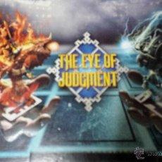 Videojuegos y Consolas: PACK ESPECIAL THE EYE OF JUDGMENT EN ESPAÑOL + BARAJA+ SOBRE CARTAS + CAMARA SONY PLAYSTATION 3. Lote 49358574