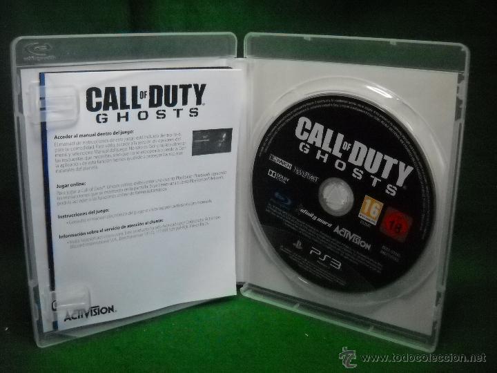 Videojuegos y Consolas: CALL OF DUTY GHOSTS PLAYSTATION 3 PS3 - Foto 3 - 50063644