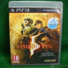 Videojuegos y Consolas: RESIDENT EVIL GOLD EDITION PLAYSTATION 3 PS3. Lote 50063681