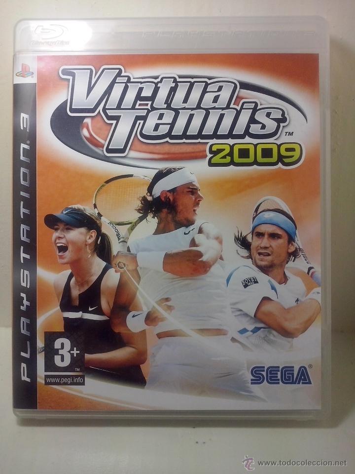 JUEGO PS3, VIRTUA TENNIS 2009 (Juguetes - Videojuegos y Consolas - Sony - PS3)