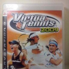 Videojuegos y Consolas: JUEGO PS3, VIRTUA TENNIS 2009. Lote 50070557