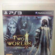 Videojuegos y Consolas: JUEGO PS3, TWO WORLDS. Lote 50070960