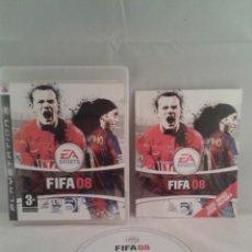 JUEGO PLAY STATION 3 PS3 FIFA 2008 PALL R1277