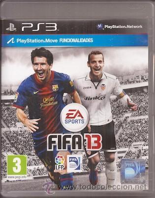 FIFA 13. EA SPORTS. [PS3] (Juguetes - Videojuegos y Consolas - Sony - PS3)