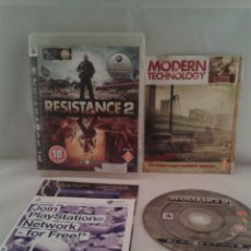 JUEGO PLAY STATION 3 PS3 RESISTANCE 2 PAL R1304