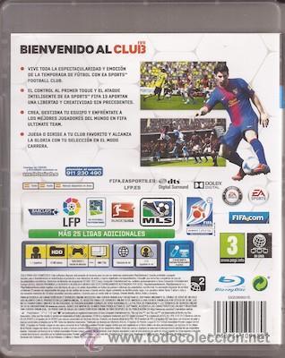 Videojuegos y Consolas: Fifa 13. EA Sports. [PS3] - Foto 2 - 50417658