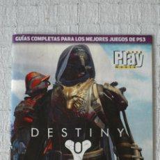 Videojuegos y Consolas: GUIA COMPLETA DEL JUEGO DESTINY PARA PS3. Lote 50521877