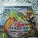 Videojuegos y Consolas: JUEGO BAKUGAN PS3 COMO NUEVO. Lote 50715842