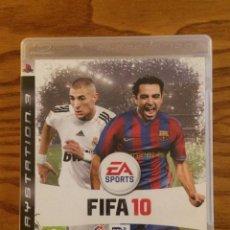 Videojuegos y Consolas: FIFA 10 - PS3 - PLAYSTATION 3 - VIDEOJUEGO - SONY. Lote 51111219