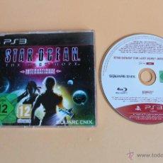 Videojuegos y Consolas: STAR OCEAN THE LAST HOPE INTERNATIONAL PROMOCIONAL PLAYSTATION 3 PS3. Lote 51459832