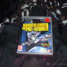 Videojuegos y Consolas: BORDERLANDS THE PRE-SQUEL! NUEVO PRECINTADO PS 3 PLAYSTATION 3 PAL ESPAÑA. Lote 52700998