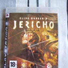 Videojuegos y Consolas: CLIVE BARKER'S JERICHO - NUEVO - PS3 - EDICION ESPAÑA - PRECINTADO. Lote 52860950