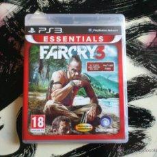 Videojuegos y Consolas: FARCRY 3 - PLAYSTATION 3 - VIDEOJUEGO - BLU RAY - UBISOFT - 2014. Lote 52942353