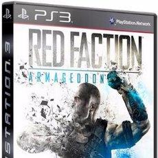 Videojuegos y Consolas: RED FACTION-ARMAGEDDON-. Lote 54719089