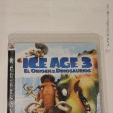 Videojuegos y Consolas: ICE AGE 3 PS3. Lote 54775008