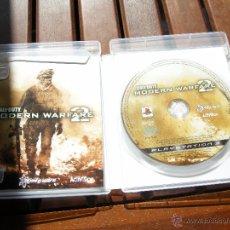 Videojuegos y Consolas: CALL OF DUTY MODERN WARFARE 2 - PS3. Lote 54849865