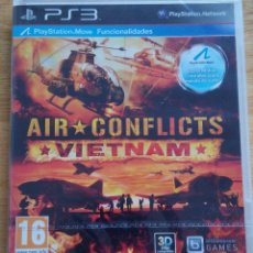 Videojuegos y Consolas: JUEGO PLAY 3 AIR CONFLICTS VIETNAM. Lote 55251925