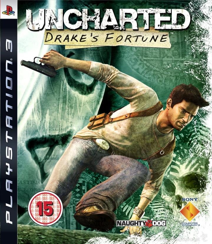 UNCHARTED DRAKE´S FORTUNE PS3 (Juguetes - Videojuegos y Consolas - Sony - PS3)