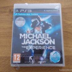 Videojuegos y Consolas: MICHAEL JACKSON THE EXPERIENCE. Lote 55807684