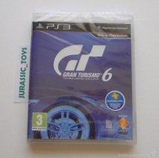 Videojuegos y Consolas: PS3 PLAYSTATION: JUEGO GRAN TURISMO 6 / NUEVO Y PRECINTADO. Lote 56235273