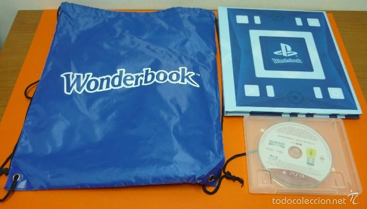 WONDERBOOK- PLAYSTATION 3- VÍDEO JUEGO (Juguetes - Videojuegos y Consolas - Sony - PS3)