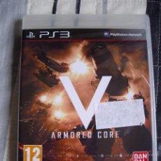 Videojuegos y Consolas: ARMORED CORE V - NUEVO - PS3 - ESPAÑOL. Lote 56272069