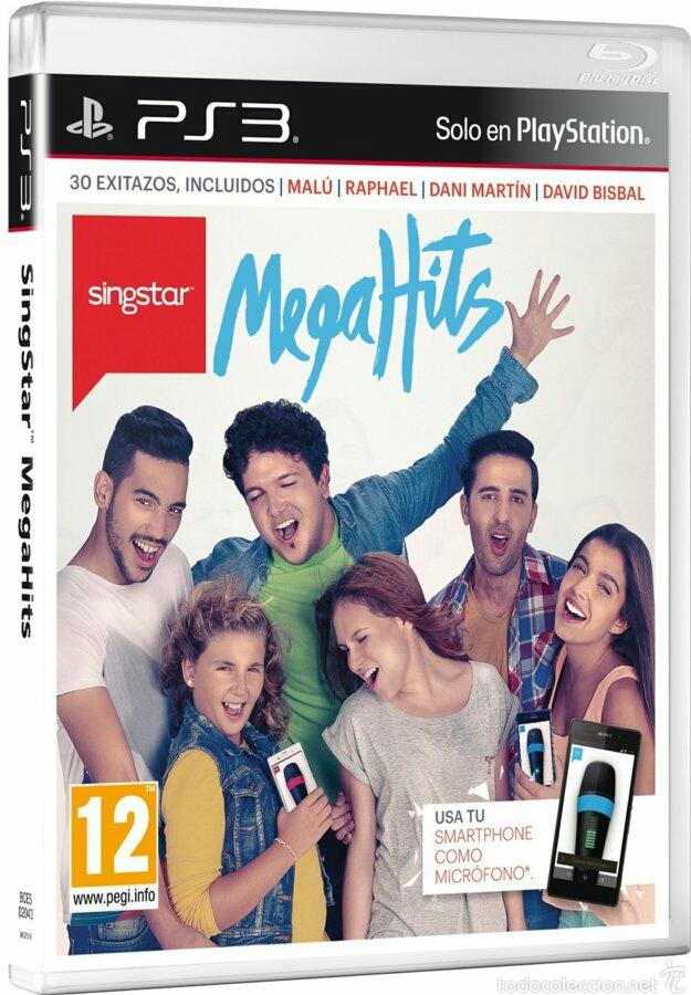 JUEGO PS3 MEGAHITS CÓMO NUEVO (Juguetes - Videojuegos y Consolas - Sony - PS3)