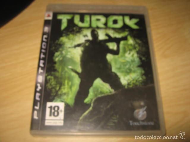 TUROK PS3 PAL ESPAÑA COMPLETO (Juguetes - Videojuegos y Consolas - Sony - PS3)